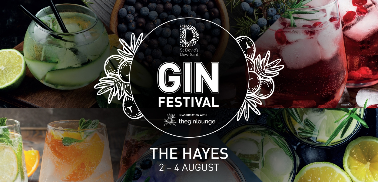 Gin Festival Cardiff 2-4 August 2019