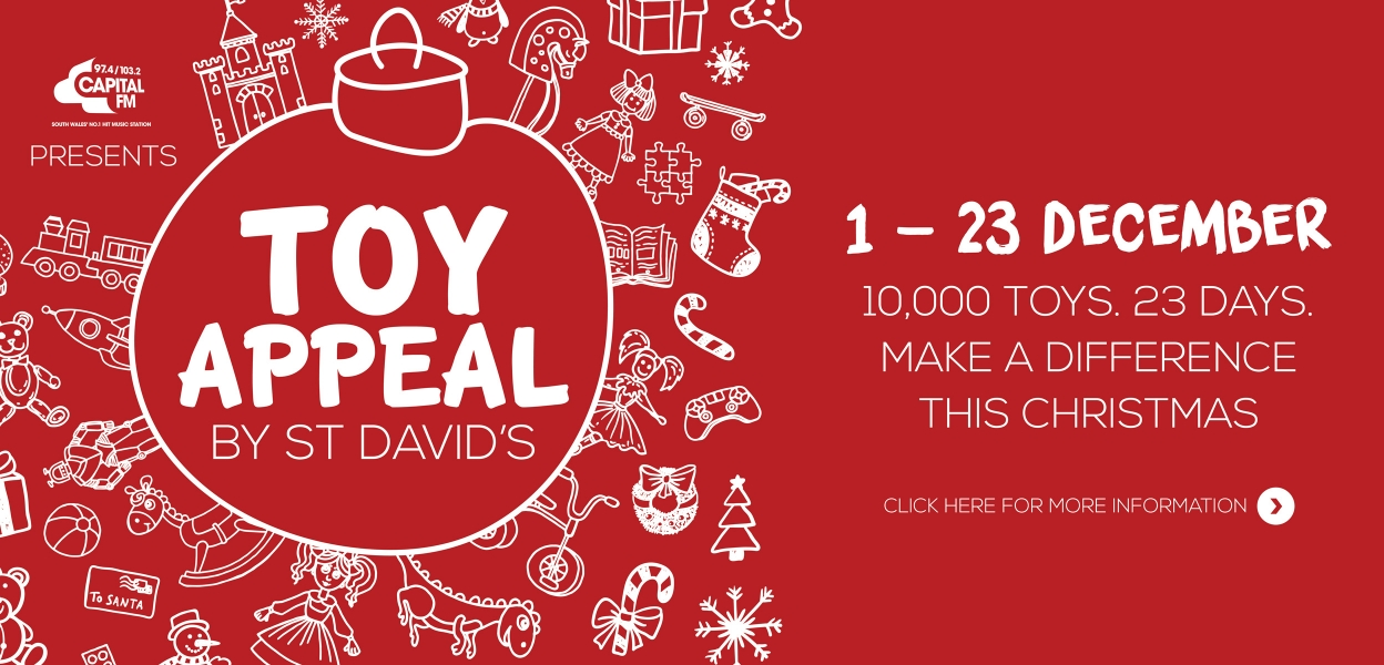 The St David's Toy Appeal Cardiff