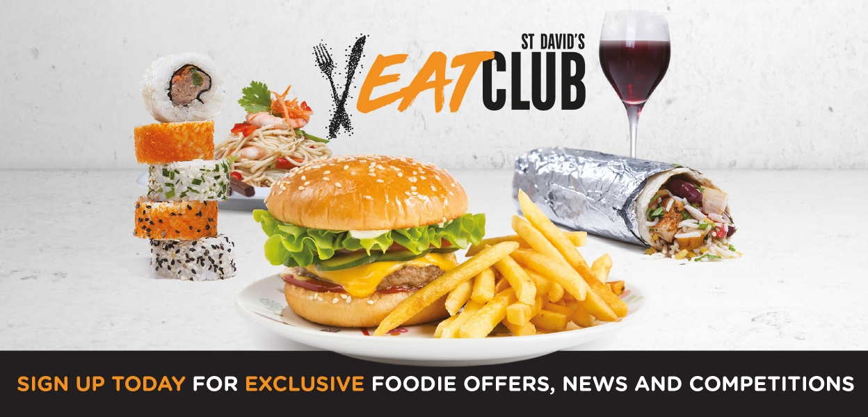Sign up to St David's Eat Club