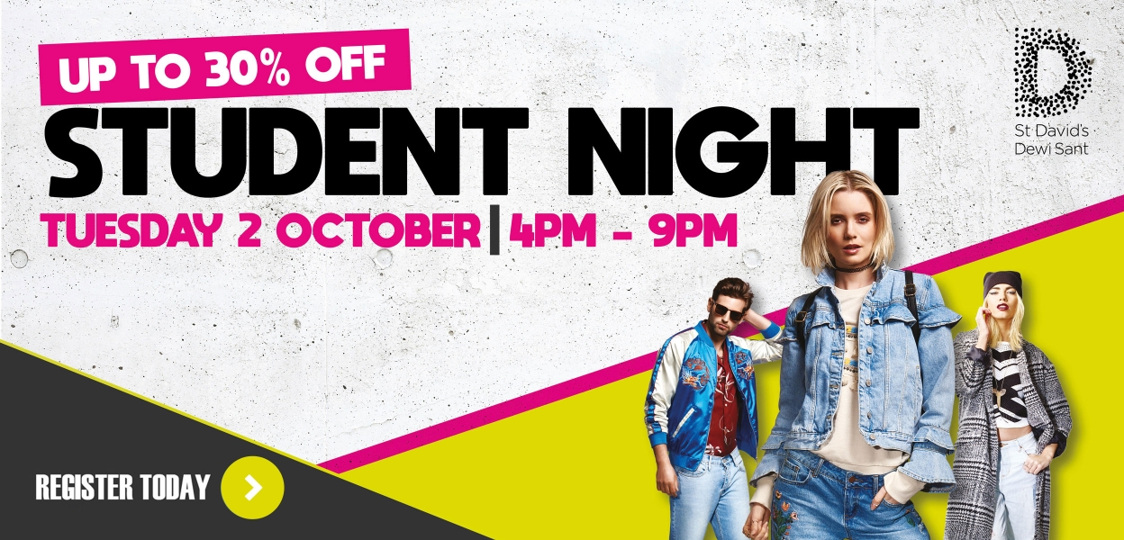 St David's Student Night 2018