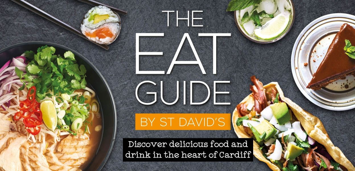 The Eat Guide 2018 - Cardiff food guide