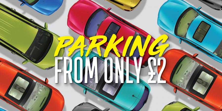 Parking St David's Cardiff city Centre