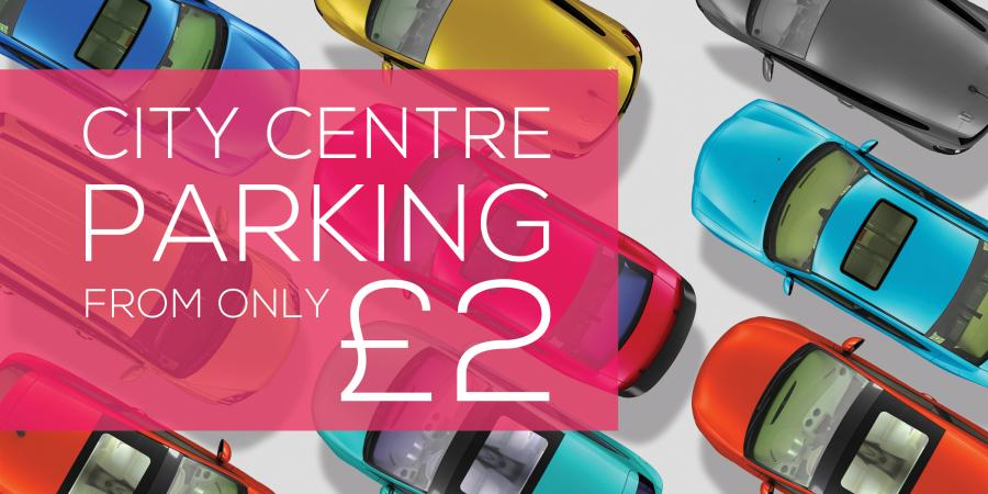 Car Parking in Cardiff for £2