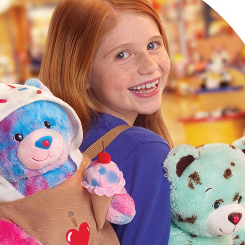 Build A Bear Brand Image