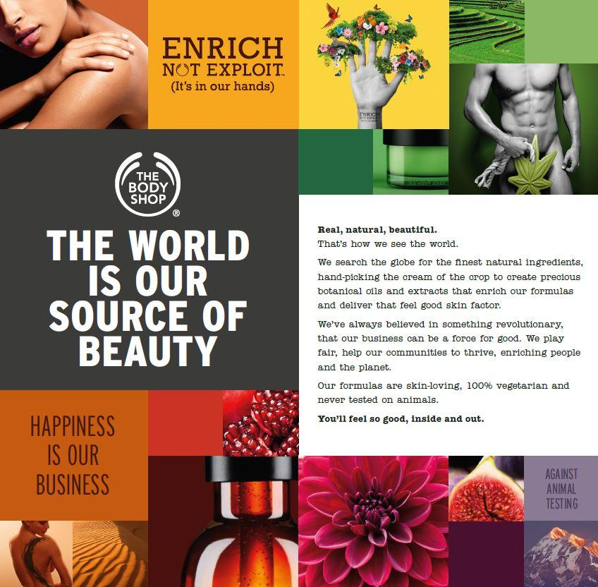 The Body Shop at St David's Cardiff