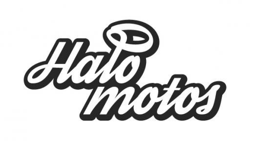 Halo Motos logo