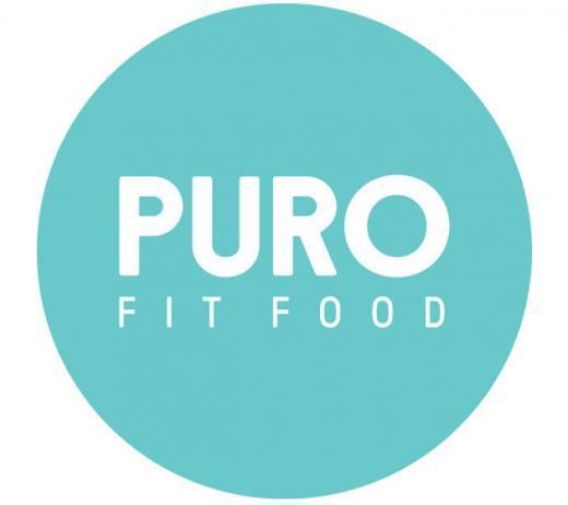 Puro Fit Food logo