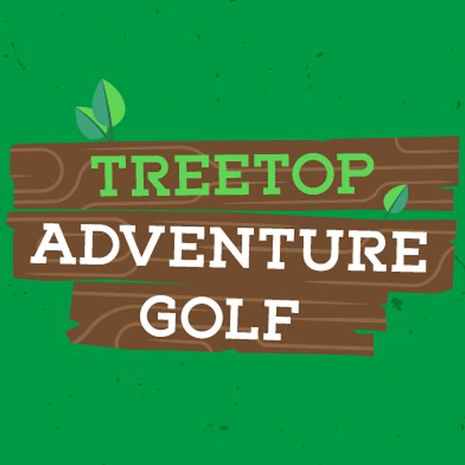 Treetop Adventure Golf logo
