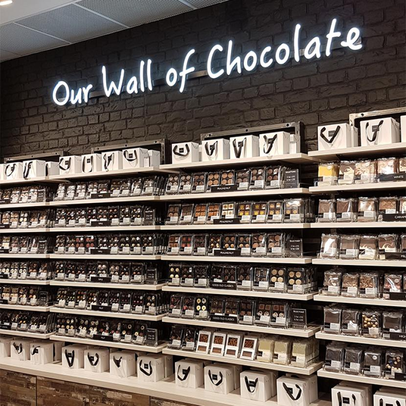 Hotel Chocolat | St David's Dewi Sant Shopping Centre