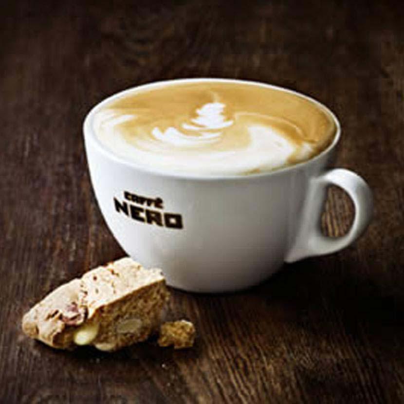 Caffe Nero Brand imge