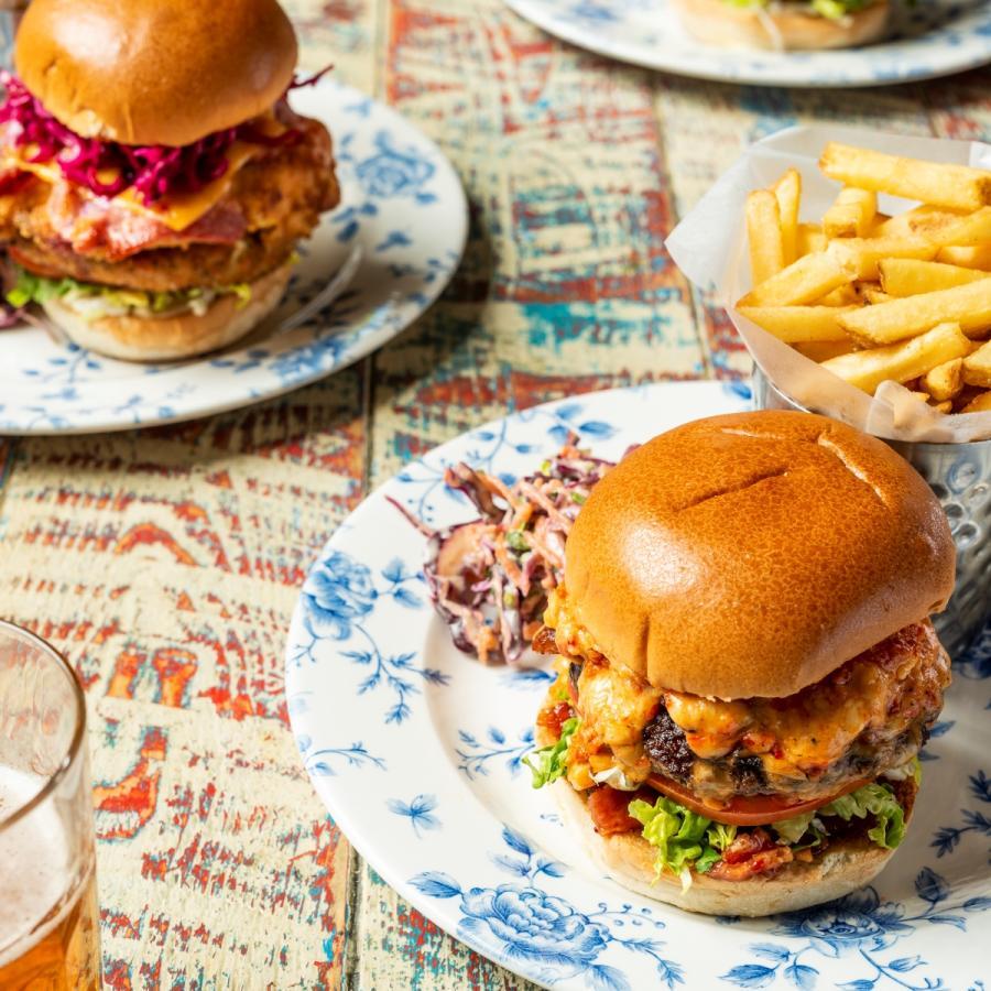 Burger Cardiff