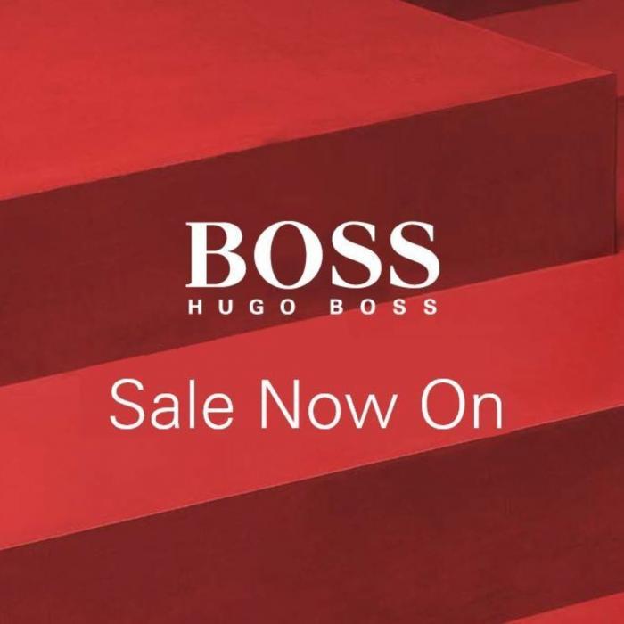 Boss sale