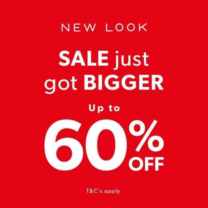New Look summer sale