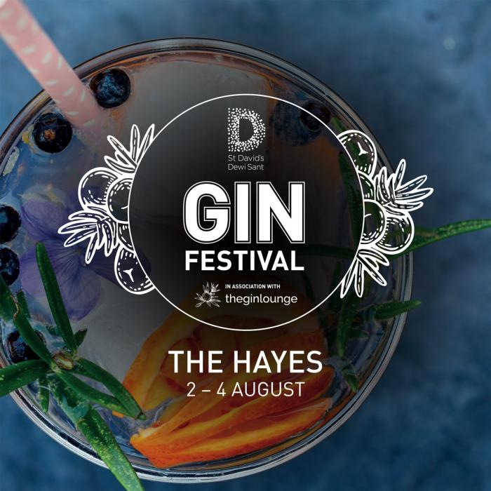 Gin Festival Cardiff 2-4 August 2019