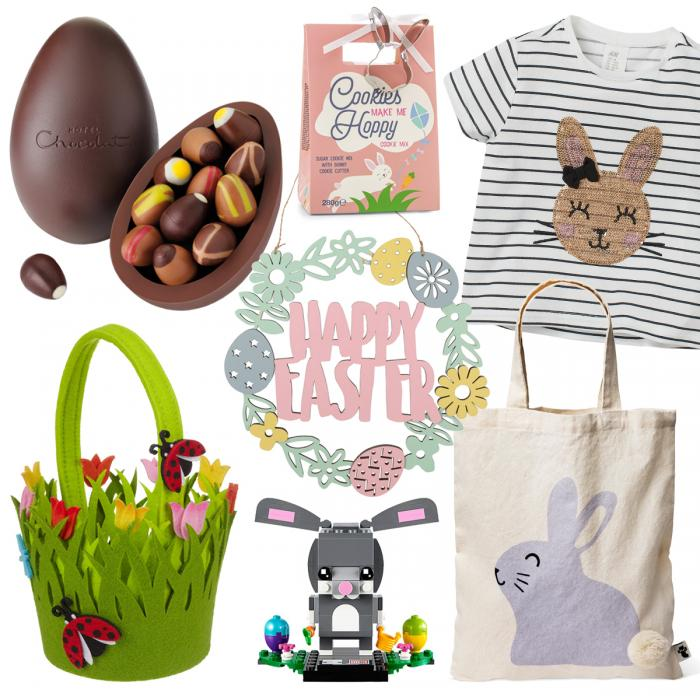 Easter gift guide at St David's