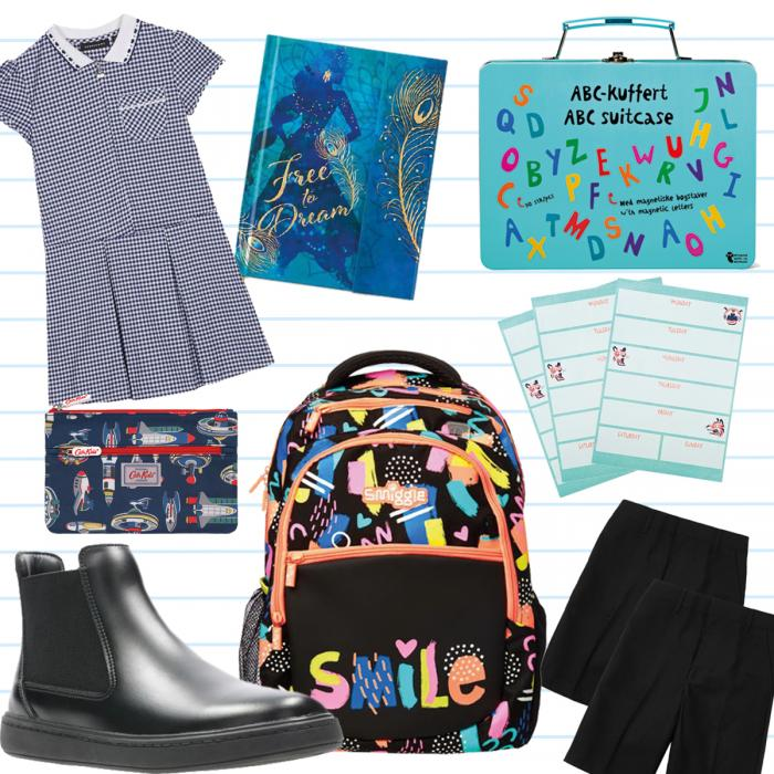 Back to school shopping inspiration cardiff