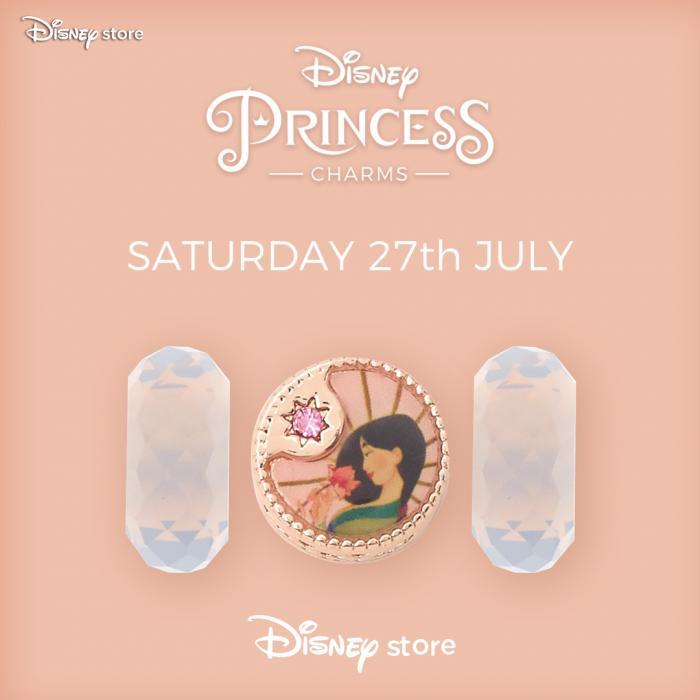 Mulan Disney princess charm
