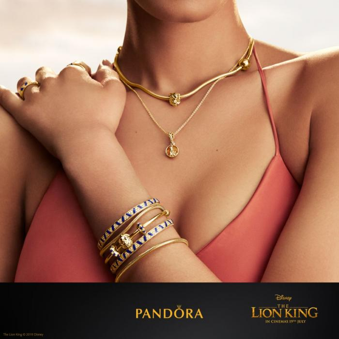 The Lion King Pandora collection