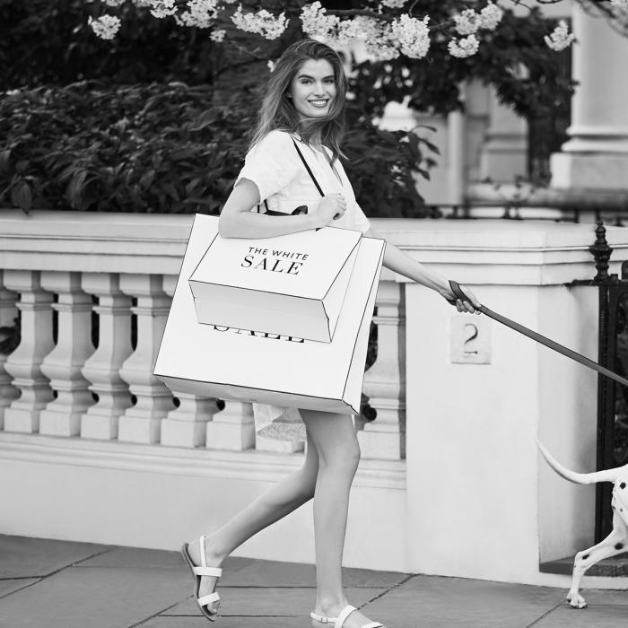 The White Company summer sale