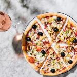 Pizza Express's Vegan Giardiniera