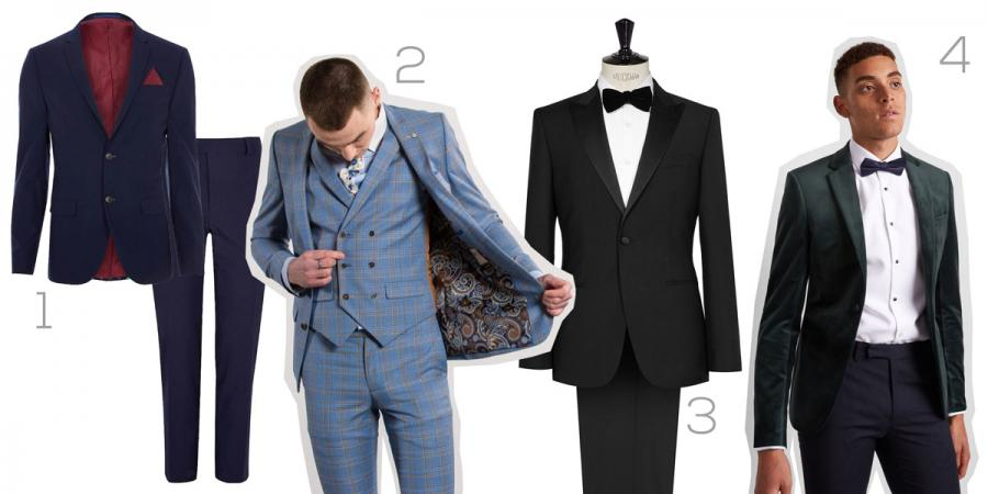 Prom suits cardiff