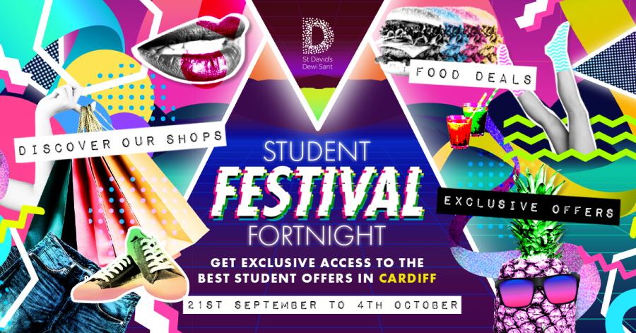 Cardiff Student Festival Fortnight