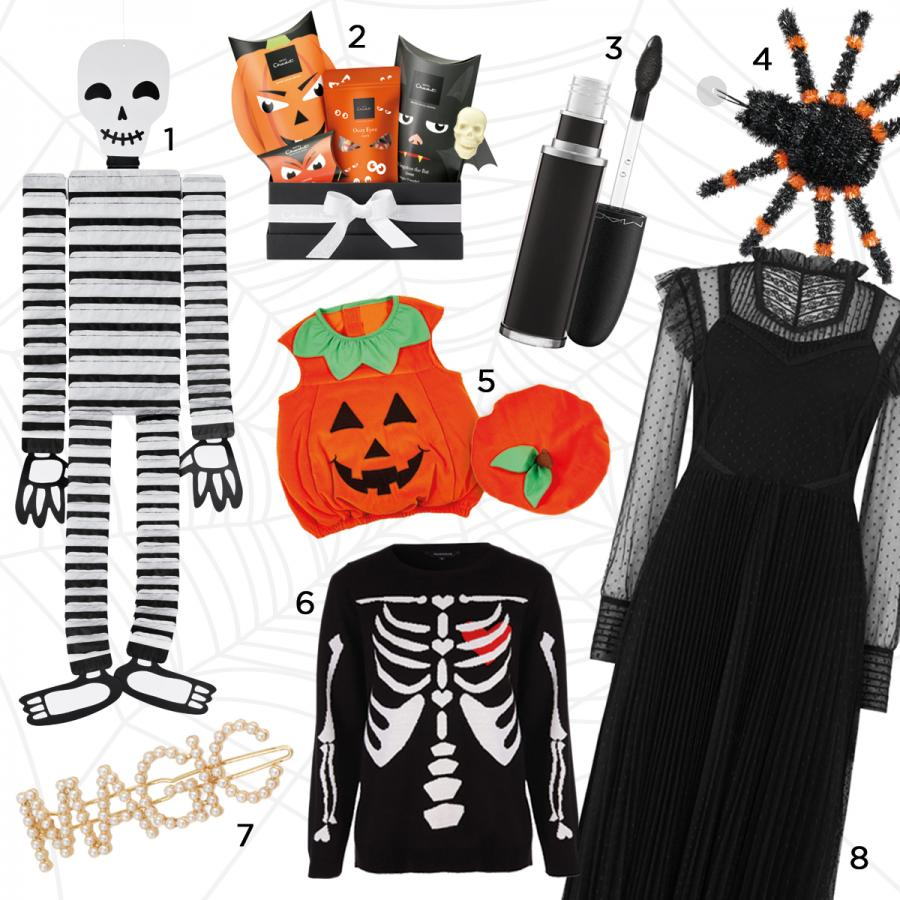 Halloween shopping inspiration at St David's