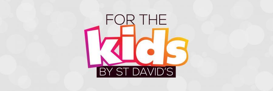 kids activities at St David's