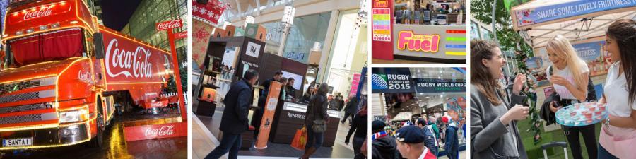 Mall retailing at St David's