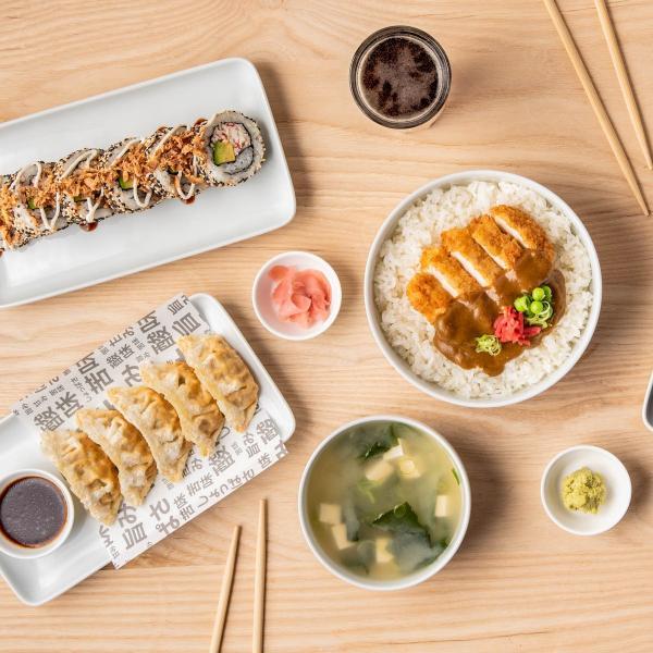 Eat Out For Longer YO! Sushi