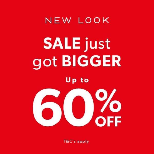 New Look summer sale