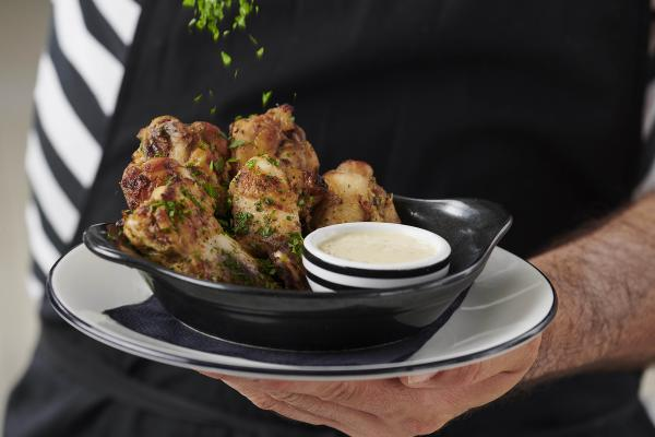 pizza express wings
