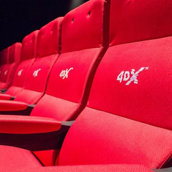 4DX at Cineworld