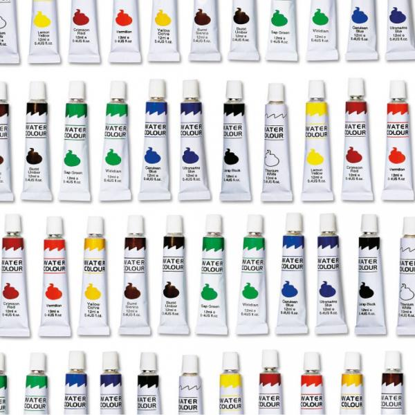 Paints at Flying Tiger