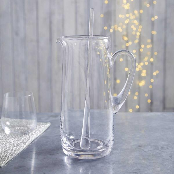 The White Company Cardiff glass jug