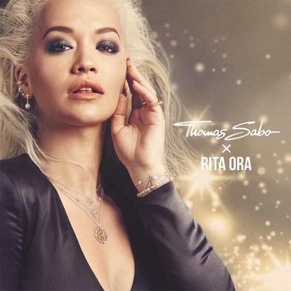 Thomas Sabo Christmas Rita Ora