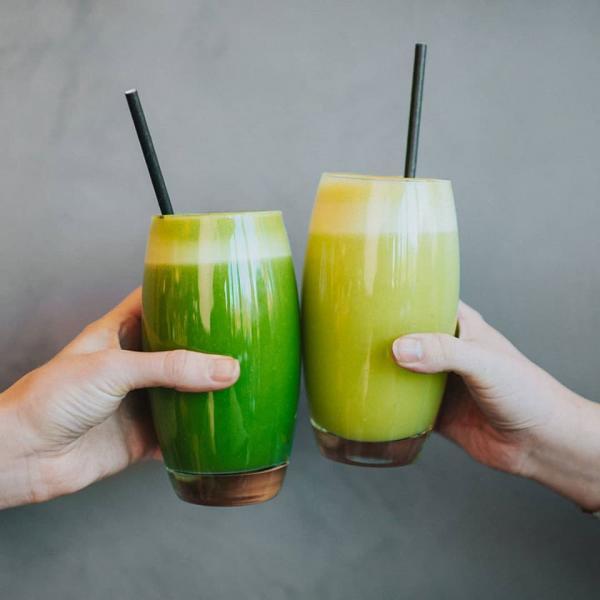 Wagamama green juice