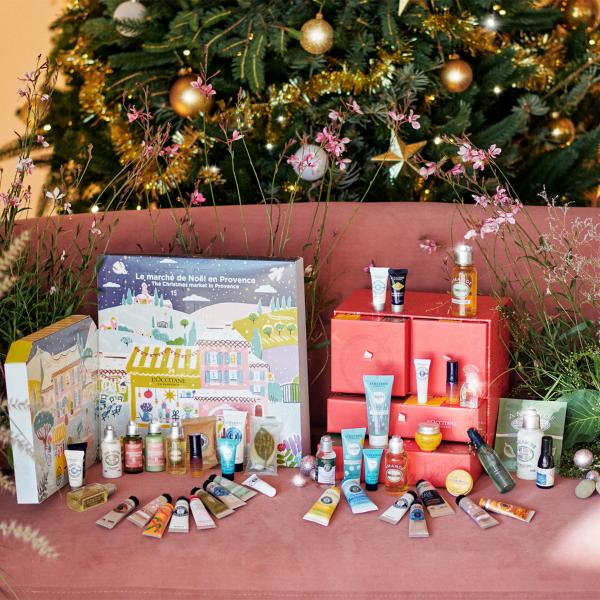 Get Christmas ready at L'Occitane